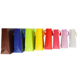 Large Gift Bags Assorted Colours (Pack of 8)