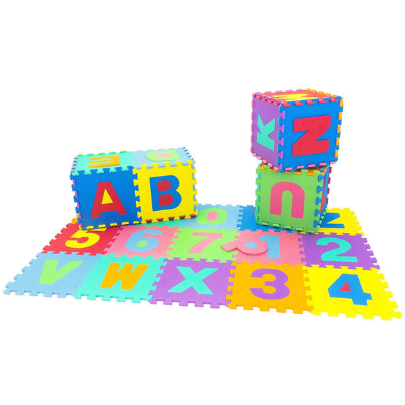 Alphabet Play Mat - Large