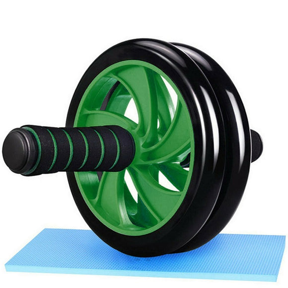 ABS Exercise Two Wheel Roller (Green)
