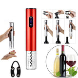 Automatic Electric Wine Bottle Opener (Metal)