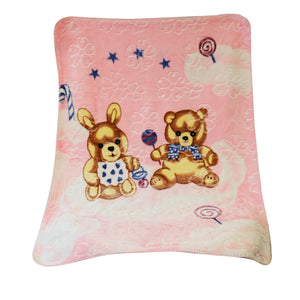 Good Baby - Baby Blanket (Pink)