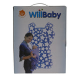 Will Baby - 4 in 1 Baby Carrier (Black)