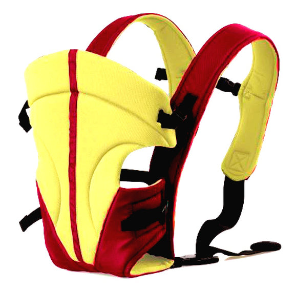 Will baby - 4 in 1 Baby Carrier (Red)