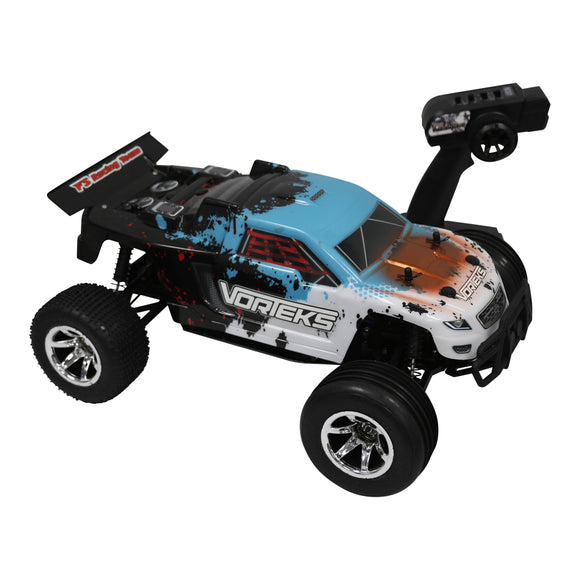 FS Racing 1/10 Scale Battle Ax RC Electric 4WD Car (Blue)