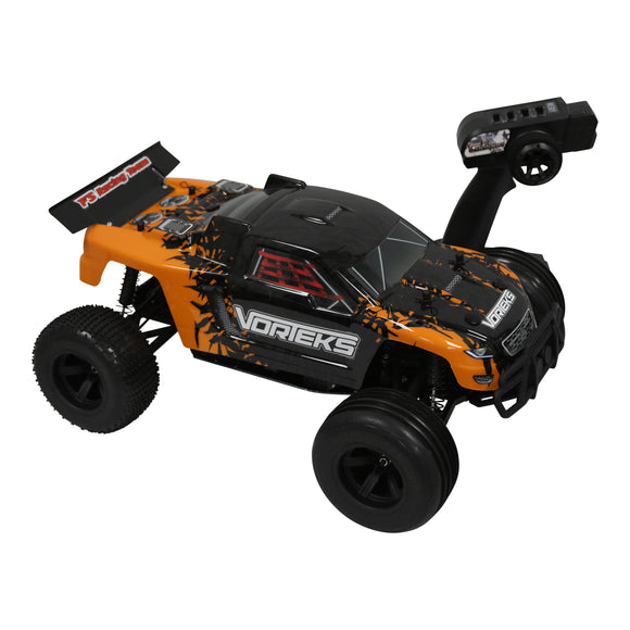 Battle Ax RC Electric Car (Orange)