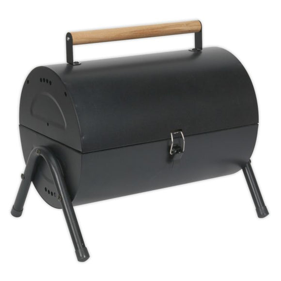 Brothers Grill - Charcoal Oil Drum BBQ