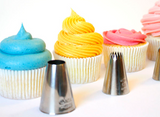 Piping Bag and Decorating Nozzle Set (13 pieces)