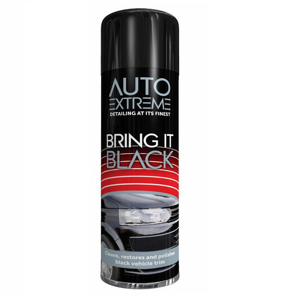 Auto Extreme Bring It Black - 300ml