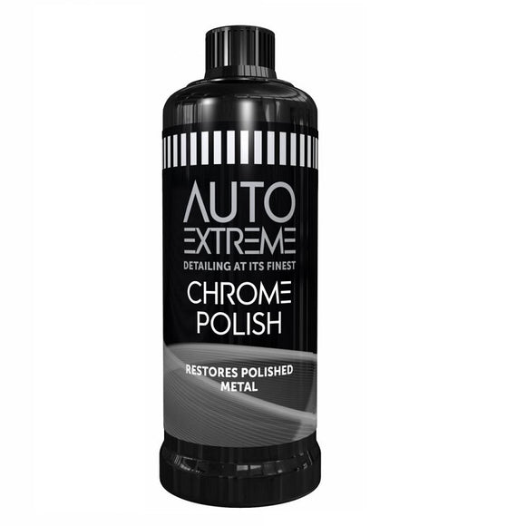 Auto Extreme Chrome Polish - 300ml