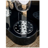 Fresh & Easy - Double Cereal Dispenser (Black)