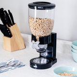 Fresh & Easy - Single Cereal Dispenser Single (Black)