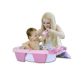 Fold away Baby Bathtub (Pink)