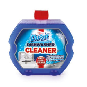 DUZZIT Dishwasher Cleaner Limescale Blue Bottle