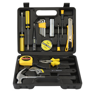 18 PIECE DIY TOOL KIT SET