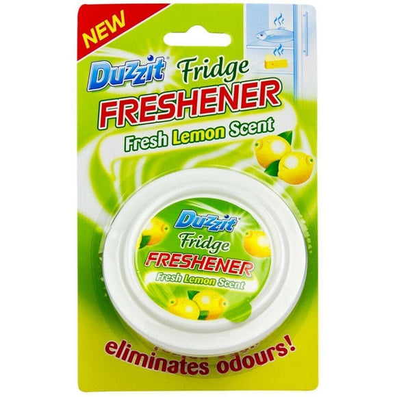 DUZZIT Fridge Freshener - Lemon