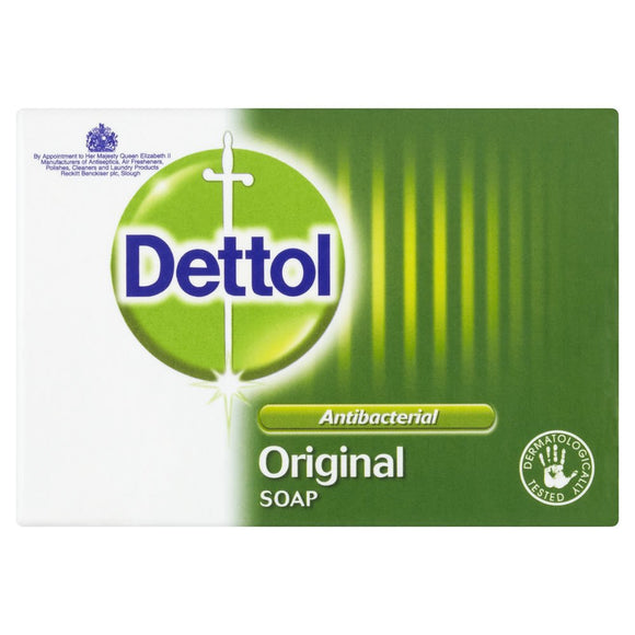 1x DETTOL Original Soap Bar (175grams)