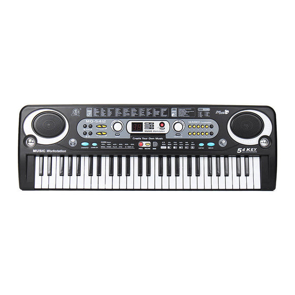 54 Key Digital Piano Keyboard