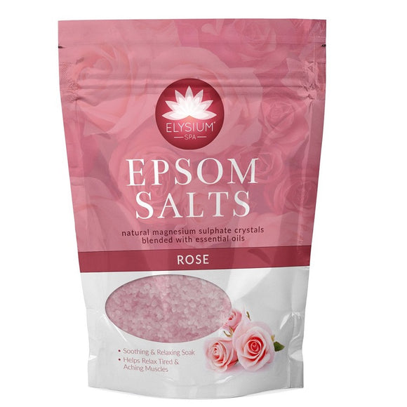 Elysium Spa Epsom Salts Rose 450G