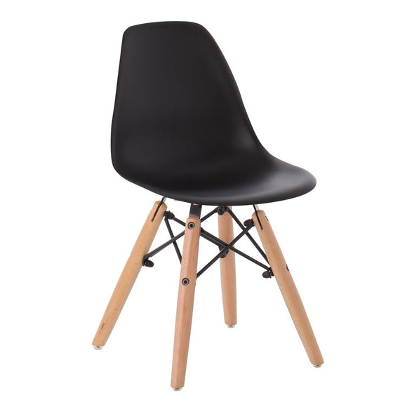 Eiffel Chair (Black)