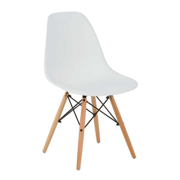 Eiffel Chair (White)