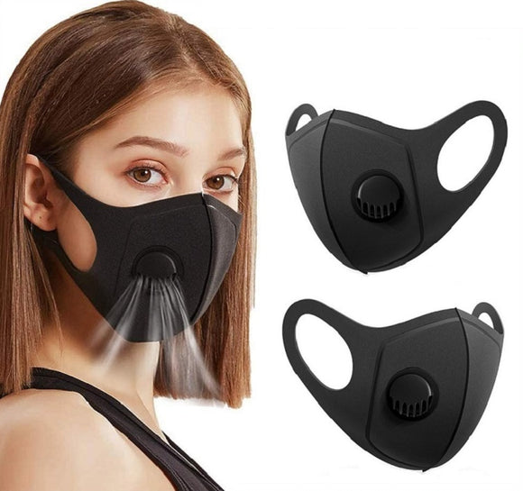 1x Air Flow Face Mask