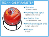 AFO Fire Extinguisher Ball (0.5kg)