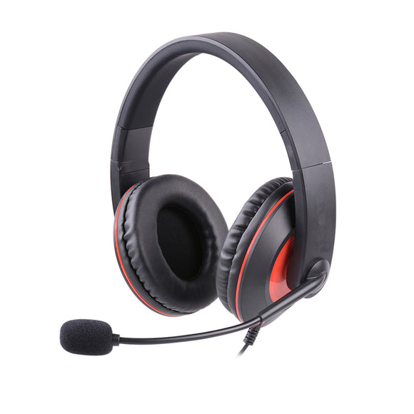 Gaming Headset V2 (Red)