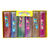 6 Piece Glitter Slime Set (Large)