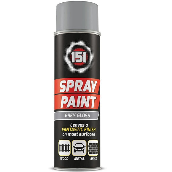 151 Grey Gloss Spray Paint -250ml