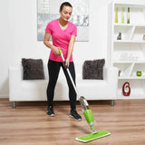 Hand Held Spray Mop (Green)
