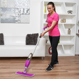Hand Held Spray Mop (Purple)