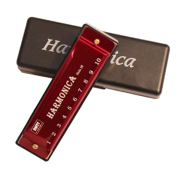 29 Hole Diatonic Harmonica Key of C