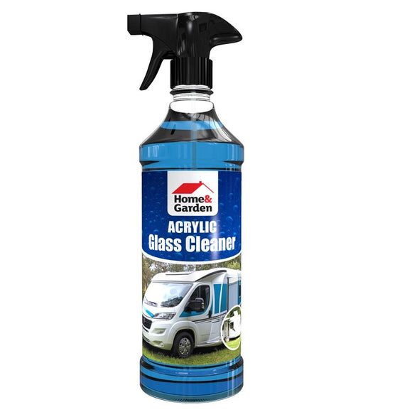 Home & Garden Caravan Acrylic Glass Cleaner - 500ml
