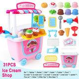 Bowa - Childrens Ice Cream Cart Play Trolley