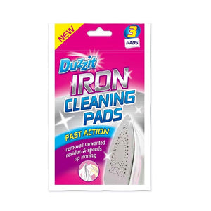 Duzzit Iron Cleaning Pads (3PK)