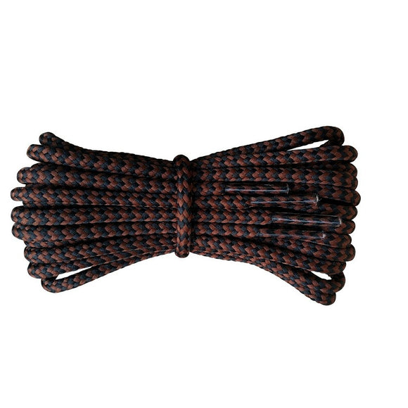 1x JUMP Black/ Brown 90CM Laces