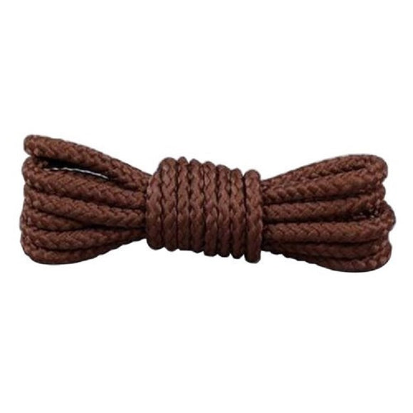 1x JUMP Brown Round 60CM Laces