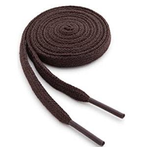 1x JUMP Brown Flat 110CM Laces