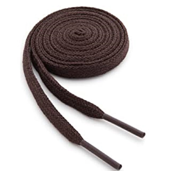 1x JUMP Brown Flat 150CM Laces