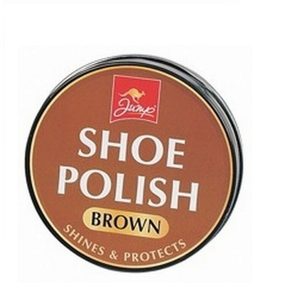 Jump Shoes Polish Brown