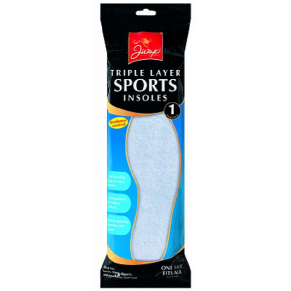 JUMP Sports Shoe Shoe Insoles