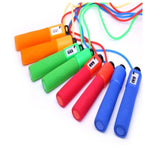 Jump Skipping Rope with Counter (Blue)