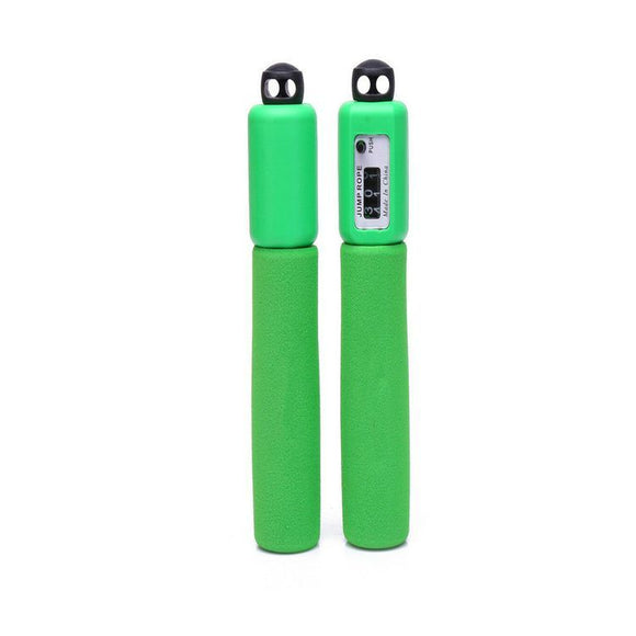 Jump Skipping Rope with Counter (Green)