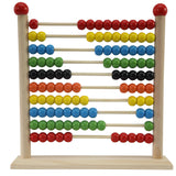 Kids Wooden Abacus Counting Beads
