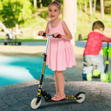 Kids Push Scooter (Black)