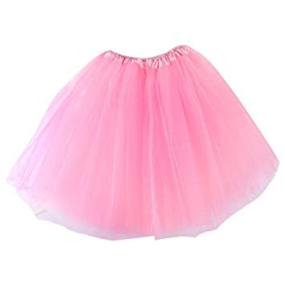 Kids Tutu Skirt (Light Pink)
