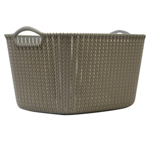 5 Pack - Large Storage Basket (Olive)