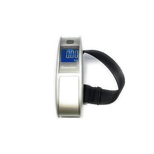 Constant - Digital Luggage Scale (Silver)