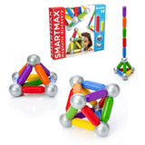 MAGFRIEND Magnetic Toy Building Block Construction Kit (154 Pieces)