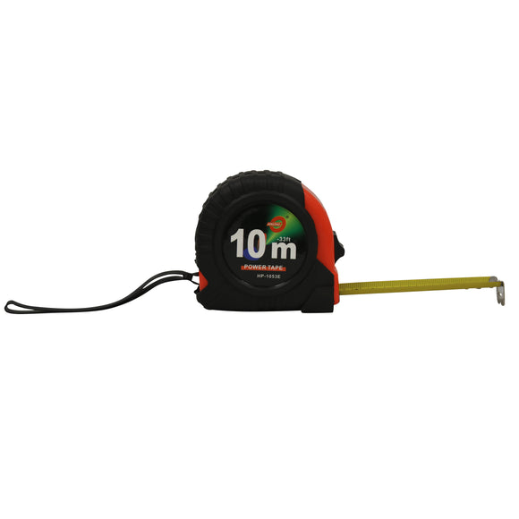 SuperGift Tape Measure - 10M (Red)